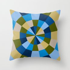 A breeze of Greece Throw Pillow