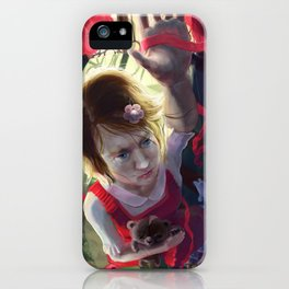Difference is not a Disorder iPhone Case