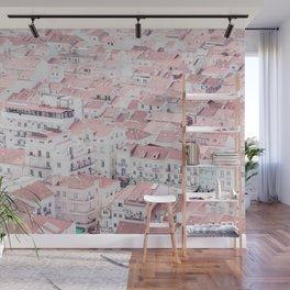 Urban View Wall Mural