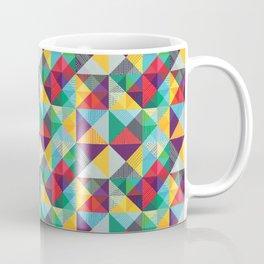 TRIANGLES ETNO Coffee Mug
