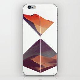 h o u r g l a s s iPhone Skin