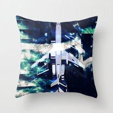 Aviator 2 Throw Pillow