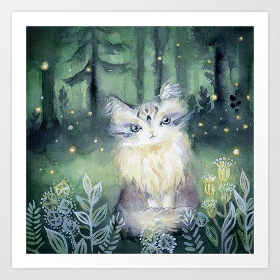 Trust Cat by ghostkitten