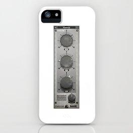BasiQ knob iPhone Case
