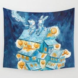 Stargazing Wall Tapestry