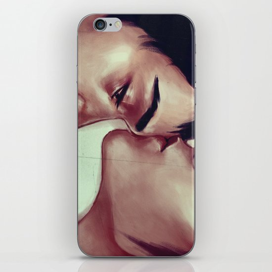 i reach for you iPhone & iPod Skin