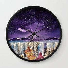 Falls by Night Wall Clock