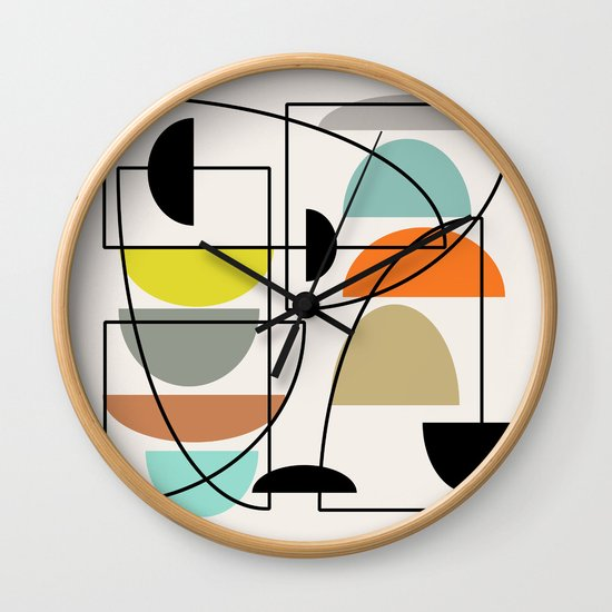 "Mid Century Modern ""Bowls"" by zennykenny"