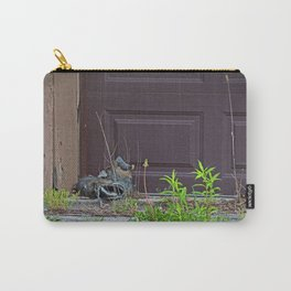 A Ghostly Silence Carry-All Pouch