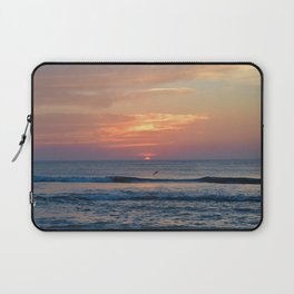 Beach Sunrise Laptop Sleeve