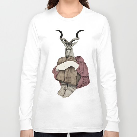 John Long Sleeve T-shirt