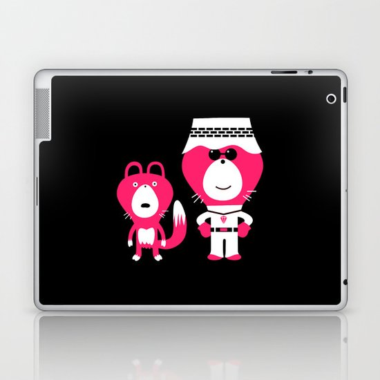 wonderlust : idokungfoo.com Laptop & iPad Skin