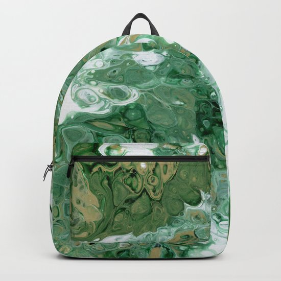 Team Splash, Green and Gold by rachelchapman