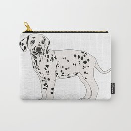 Dalmation Carry-All Pouch