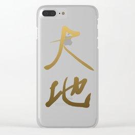 Daichi Clear iPhone Case