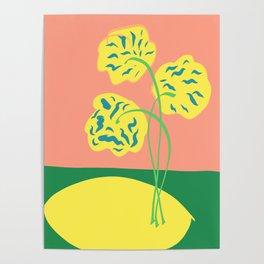 Like Matisse Poster