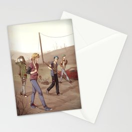 New Blood Stationery Cards