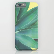 Agave Yellow Pop Slim Case iPhone 6s