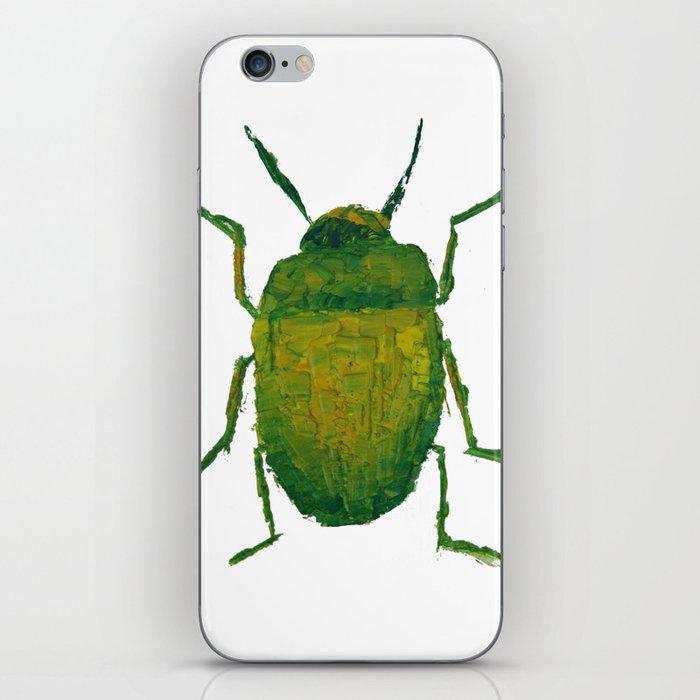 JUNG'S BEETLE iPhone Skin