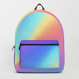 Vivid gradient Backpack