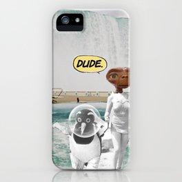 _DUDE iPhone Case