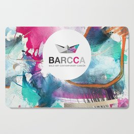 BARCCA by leo tezcucano 2 Cutting Board
