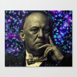 Crowley Canvas Print
