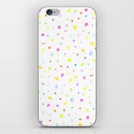 summer dress iPhone Skin