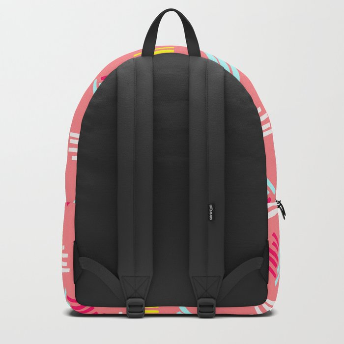 90s Squiggles #society6 #decor #buyart Backpack