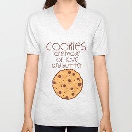 Cookies Unisex V-Neck