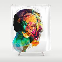 Perfil260913 Shower Curtain