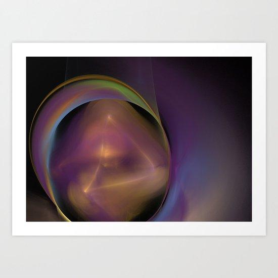 Alignment of Dreams Art Print