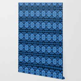 Cool Blues Wallpaper