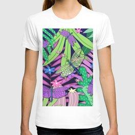 Dragonfly Jungle T-shirt