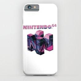 RETRO GAME CONSOL  ! iPhone Case