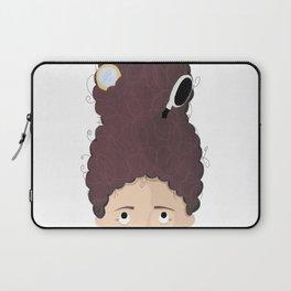 Lost in Hair Laptop Sleeve