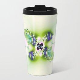 Decorated Infinity Citrus Travel Mug