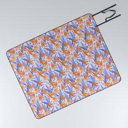 Daffodil Days Picnic Blanket