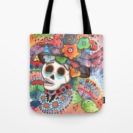 Social Pace Tote Bag