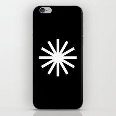 * Asterisk  iPhone & iPod Skin