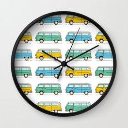 Color Combi Wall Clock