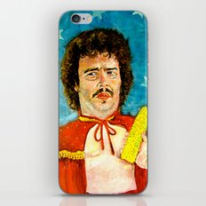 Get That Corn Out Of My Face! iPhone Skin