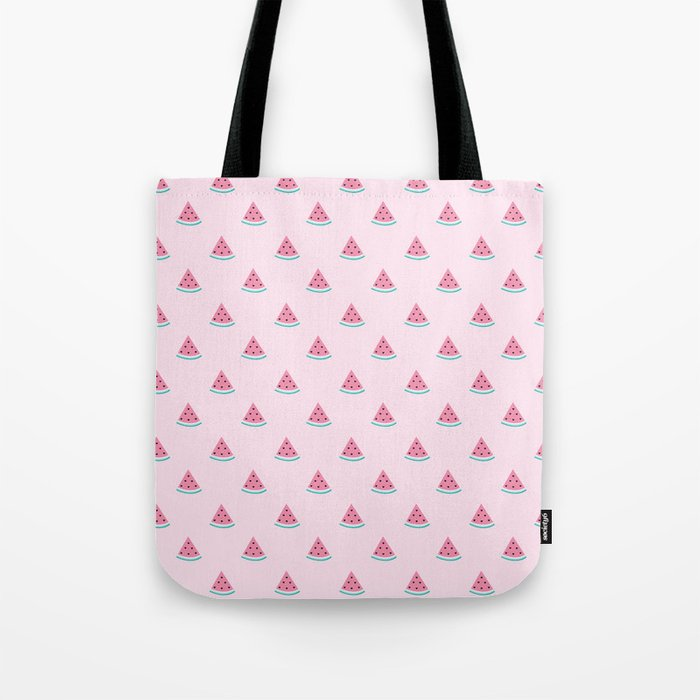 Watermelon Slice By Everett Co Tote Bag