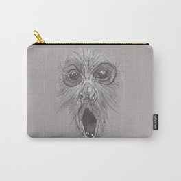 WILD WITHIN [Monkey] Carry-All Pouch