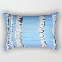 Forest Sentries Rectangular Pillow