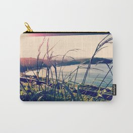 Floral Sunsets In May Carry-All Pouch
