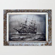 Pirate Grave  Canvas Print