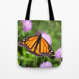 Monarch Butterfly II Tote Bag