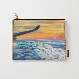 Above The Clouds Carry-All Pouch