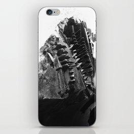 True Contrast iPhone Skin
